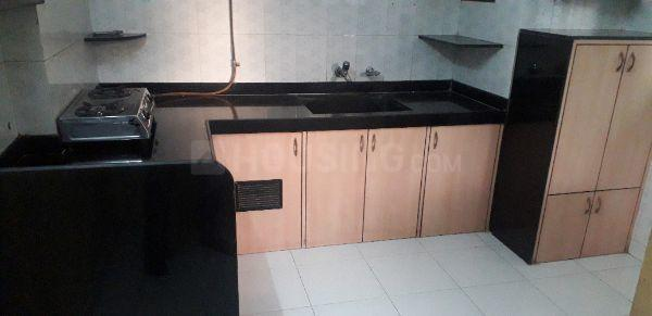 Kitchen Image of 900 Sq.ft 2 BHK Apartment for rent in Vashi for 26000