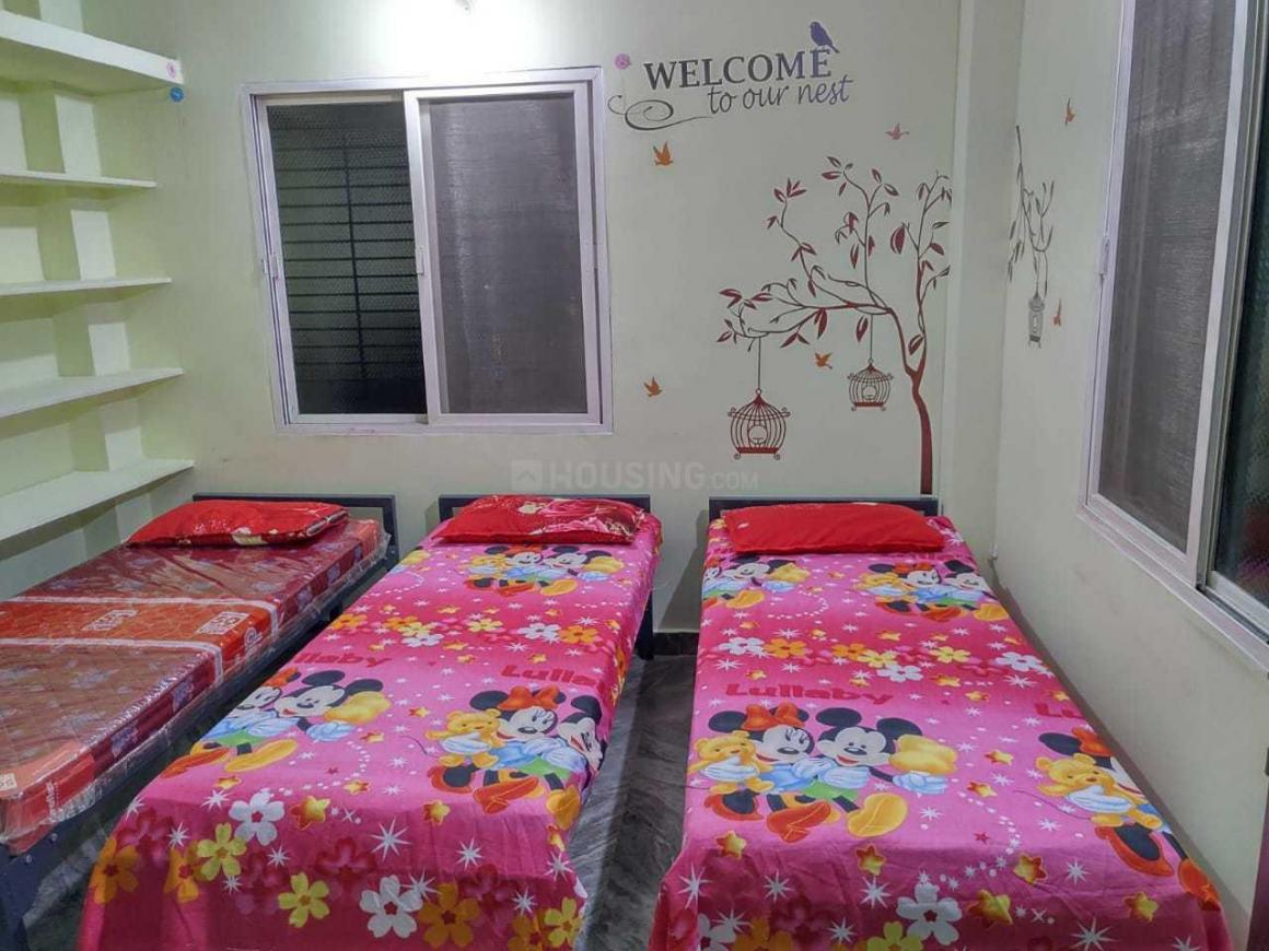 Bedroom Image of 200 Sq.ft 1 RK Independent Floor for rent in Uppal for 4800