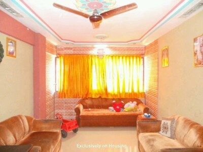 Gallery Cover Image of 590 Sq.ft 1 BHK Apartment for buy in Kalu Nagar for 3500000