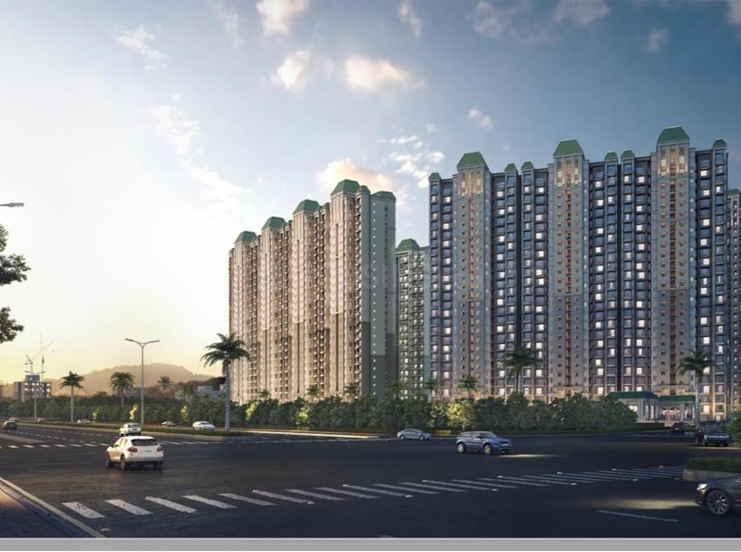 Building Image of 2131 Sq.ft 4 BHK Apartment for buy in Noida Extension for 9999000