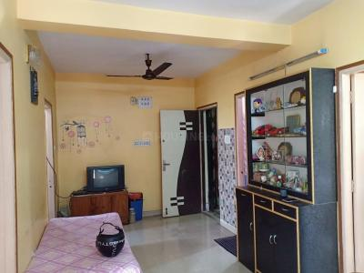 Gallery Cover Image of 1080 Sq.ft 3 BHK Apartment for rent in New Town Society, New Town for 18000