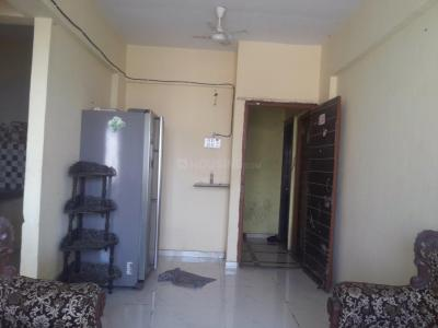 Gallery Cover Image of 550 Sq.ft 1 BHK Apartment for rent in Seawoods for 17550