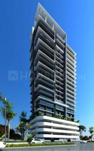 Gallery Cover Image of 1450 Sq.ft 3 BHK Apartment for rent in Kesar Equinox, Dadar East for 150000