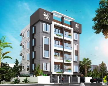 Gallery Cover Image of 1322 Sq.ft 3 BHK Apartment for buy in Nyay Nagar for 8500000