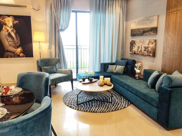 Living Room Image of 1137 Sq.ft 2 BHK Apartment for buy in Sector 150 for 4800000