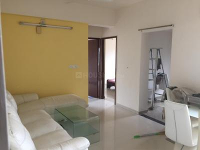Gallery Cover Image of 1180 Sq.ft 2 BHK Apartment for rent in Goyal Orchid Whitefield, Makarba for 26000
