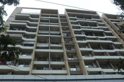 Gallery Cover Image of 1256 Sq.ft 2 BHK Apartment for rent in Nerul for 37000