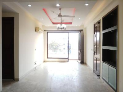 Gallery Cover Image of 2000 Sq.ft 3 BHK Independent Floor for rent in Gulmohar Park for 70000