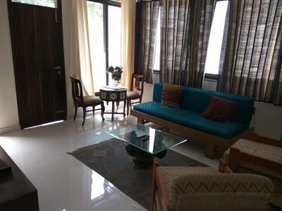 Gallery Cover Image of 1500 Sq.ft 1 BHK Independent Floor for rent in Hauz Khas for 45000