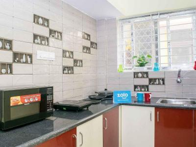 Kitchen Image of Zolo Golden Threshold in Kondapur