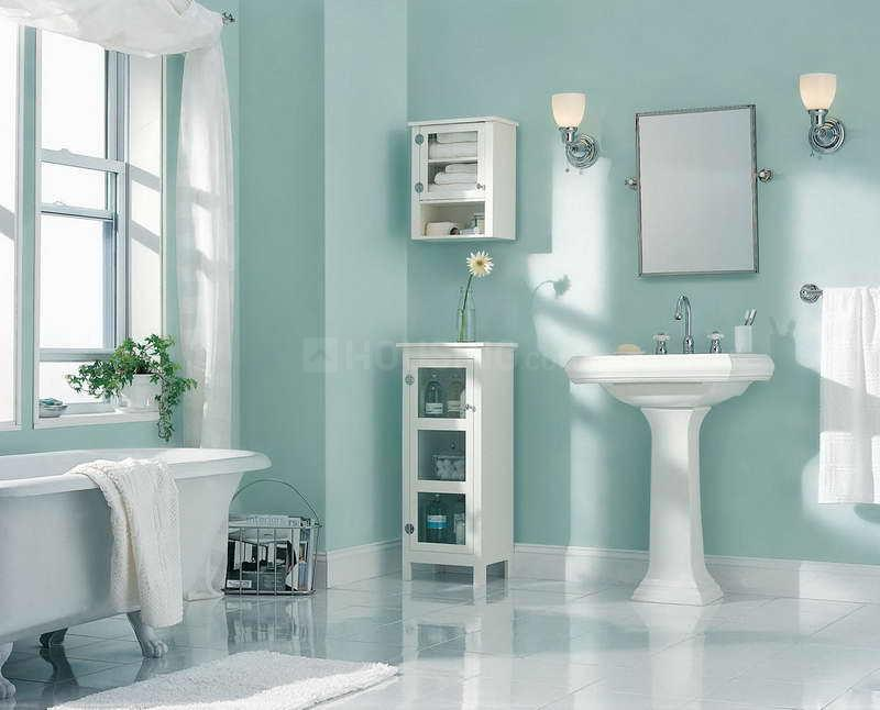 Bathroom Image of 1200 Sq.ft 2 BHK Villa for buy in Whitefield for 4583500