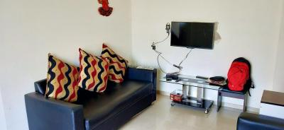 Gallery Cover Image of 600 Sq.ft 1 BHK Apartment for rent in Charholi Budruk for 11500