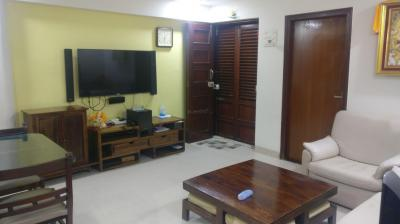 Gallery Cover Image of 842 Sq.ft 3 BHK Apartment for buy in Jeevan Vihar Building, Malabar Hill for 45000000