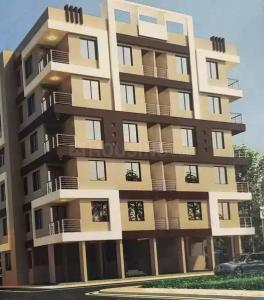 Gallery Cover Image of 450 Sq.ft 1 BHK Apartment for buy in Rabale for 2218680