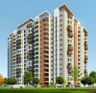 Gallery Cover Image of 1798 Sq.ft 3 BHK Apartment for buy in Sahiti Karthikeya Panorama, Madhapur for 13485000