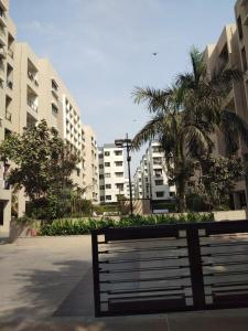 Gallery Cover Image of 1260 Sq.ft 2 BHK Apartment for rent in Vishwanath Sharanam 12, Prahlad Nagar for 26000