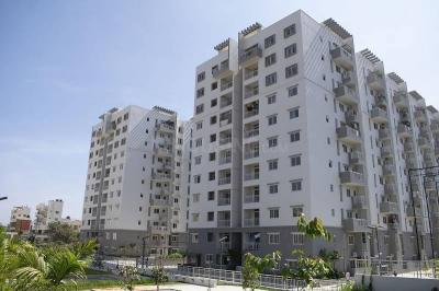 Gallery Cover Image of 1045 Sq.ft 2 BHK Apartment for buy in Mahendra Aarna, Electronic City for 5912100