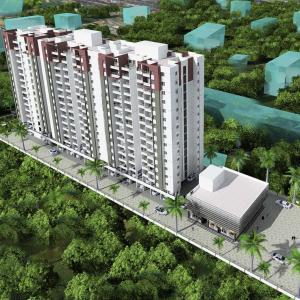 Gallery Cover Image of 1262 Sq.ft 3 BHK Apartment for buy in Hadapsar for 10000000