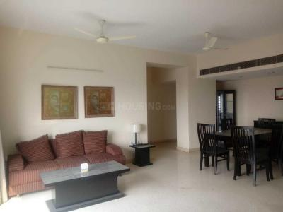 Gallery Cover Image of 1900 Sq.ft 3 BHK Apartment for rent in Ballygunge for 125000