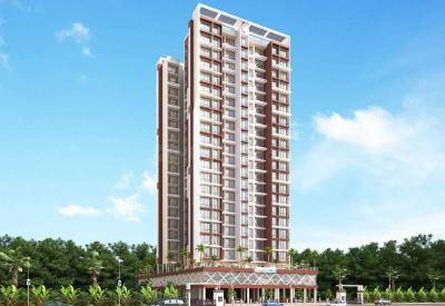 Gallery Cover Image of 596 Sq.ft 1 BHK Apartment for buy in Kharghar for 6200000