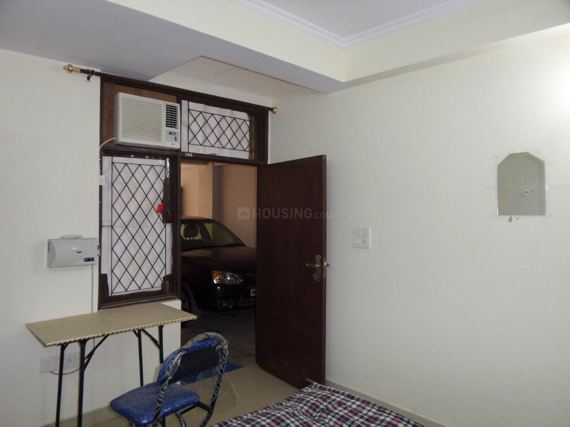 Bedroom Image of 270 Sq.ft 1 RK Independent Floor for buy in Said-Ul-Ajaib for 1200000
