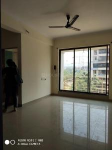 Gallery Cover Image of 700 Sq.ft 1 BHK Apartment for rent in Airoli for 19000