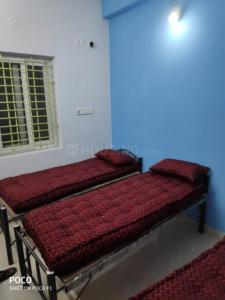 Bedroom Image of Jsr PG in Thoraipakkam