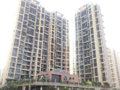 Gallery Cover Image of 1050 Sq.ft 2 BHK Apartment for buy in Tharwani Riviera, Kharghar for 10500000