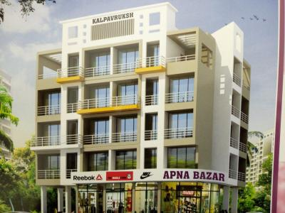Gallery Cover Image of 630 Sq.ft 1 BHK Apartment for buy in Ghansoli for 5500000