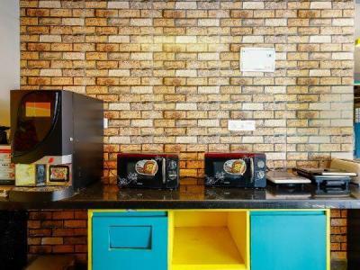 Kitchen Image of Stanza Living York House in Yelahanka