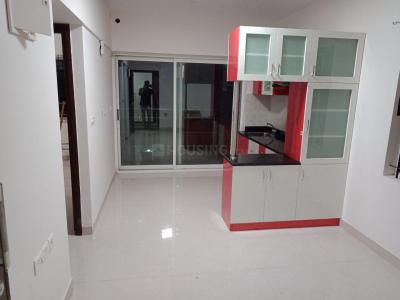 Gallery Cover Image of 528 Sq.ft 1 BHK Apartment for rent in Ahad Euphoria, Carmelaram for 23000