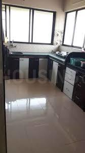 Kitchen Image of 1180 Sq.ft 3 BHK Apartment for rent in New Panvel East for 20000
