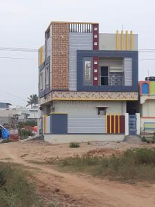 Gallery Cover Image of 900 Sq.ft 2 BHK Independent Floor for rent in Chengicherla for 7000