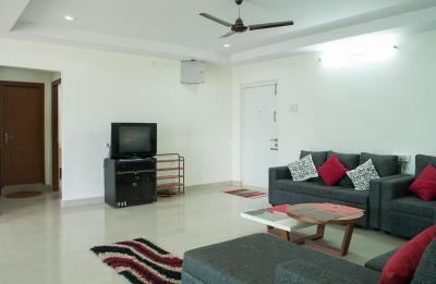 Gallery Cover Image of 1975 Sq.ft 3 BHK Apartment for rent in Narsingi for 25000