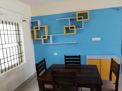 Gallery Cover Image of 1200 Sq.ft 2 BHK Apartment for rent in SRS White Pearl, Kithaganur Colony for 21000