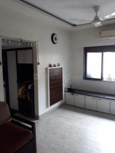 Gallery Cover Image of 750 Sq.ft 1 BHK Apartment for rent in Soham Residency, Kharghar for 17000