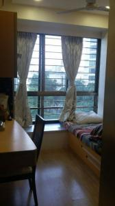 Gallery Cover Image of 1200 Sq.ft 3 BHK Apartment for rent in Goregaon East for 110000