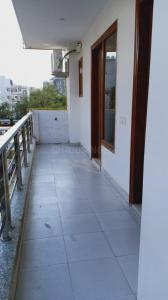 Balcony Image of Girls PG Jmd Megapolis in Sector 48