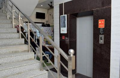 Staircase Image of Nxtden Rooms in Palam Vihar Extension