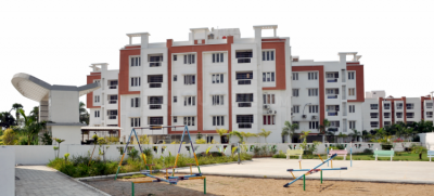 Gallery Cover Image of 648 Sq.ft 1 BHK Apartment for buy in Chembarambakkam for 2267000