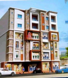Gallery Cover Image of 1300 Sq.ft 2 BHK Apartment for buy in Toli Chowki for 5700000
