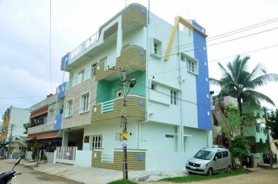 Gallery Cover Image of 800 Sq.ft 2 BHK Independent House for rent in Begur for 14000