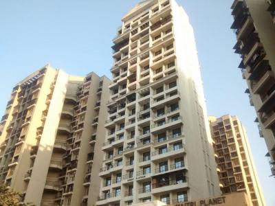 Gallery Cover Image of 1650 Sq.ft 3 BHK Apartment for rent in Kharghar for 26000