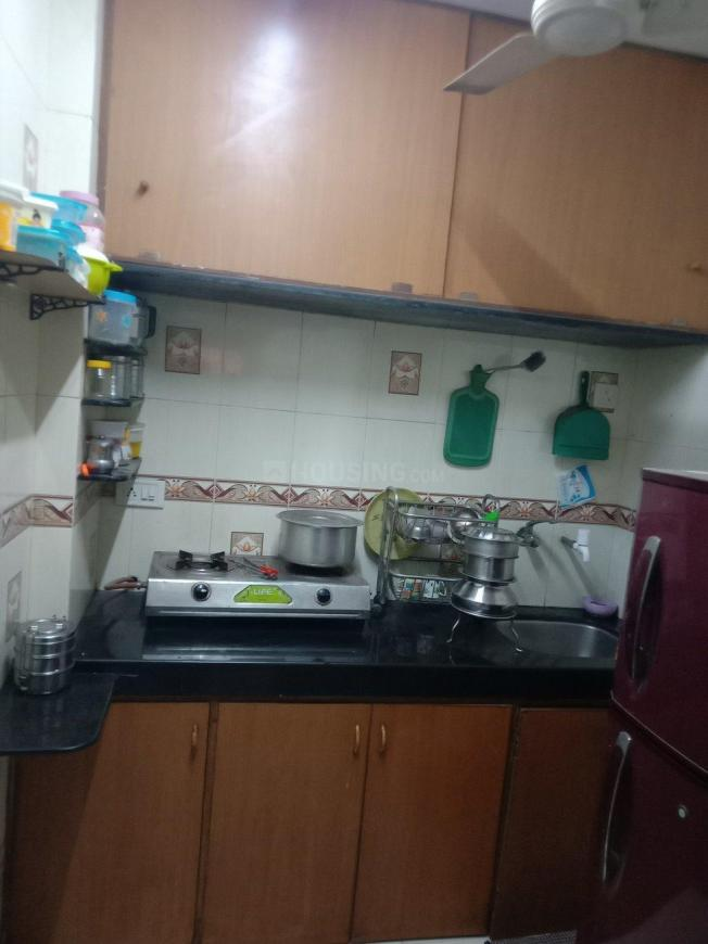 Kitchen Image of 250 Sq.ft 1 RK Apartment for buy in Sion for 5200000