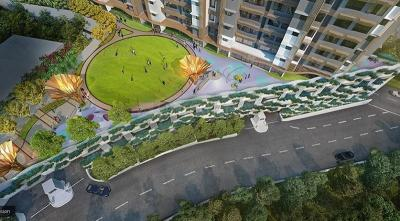Gallery Cover Image of 650 Sq.ft 1 BHK Apartment for buy in Passcode Bay Garden, Goregaon West for 8700000