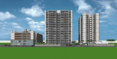 Gallery Cover Image of 2214 Sq.ft 3 BHK Apartment for buy in Bopal for 11500000