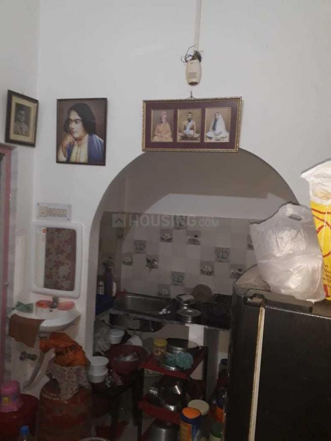 Kitchen Image of 364 Sq.ft 1 BHK Independent House for buy in Bijoygarh for 1000000