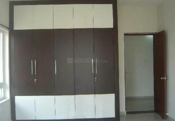 Bedroom Image of 1050 Sq.ft 2 BHK Apartment for rent in Semmancheri for 20000