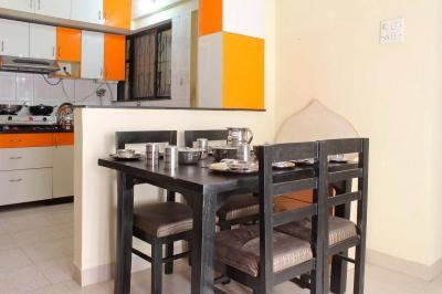 Dining Room Image of PG 4643018 Aundh in Aundh