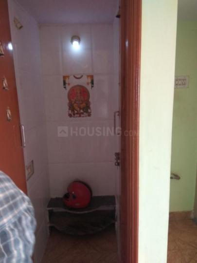 Pooja Room Image of 1200 Sq.ft 1 BHK Independent House for rent in Ramasandra for 5500